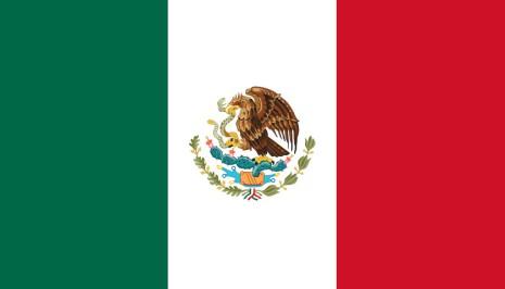 Flagge_Mexiko